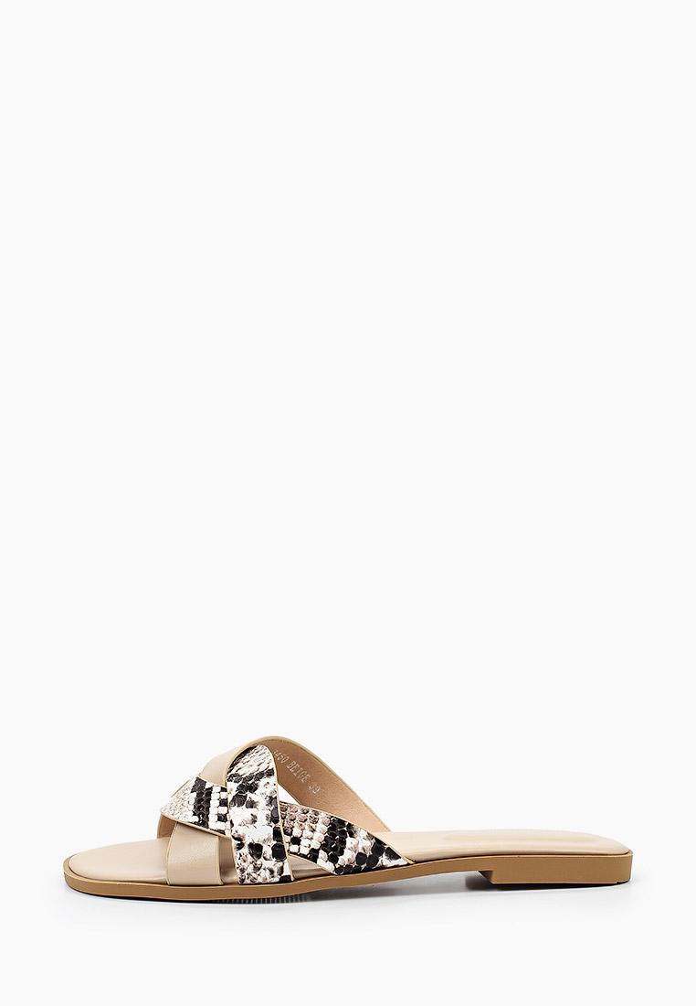 Сабо Ideal Shoes за 2 599 ₽. в интернет-магазине Lamoda.ru