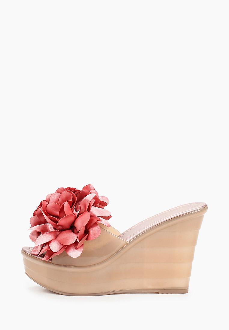 Сабо Ideal Shoes за 3 320 ₽. в интернет-магазине Lamoda.ru