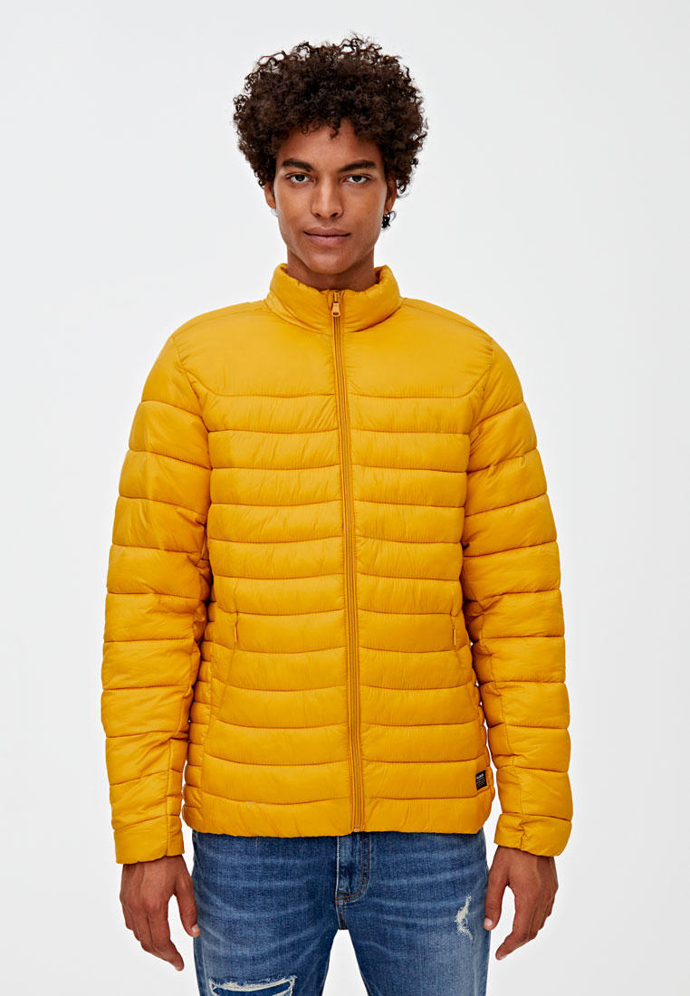 Куртка утепленная Pull&Bear  купить за 1 699 ₽ в интернет-магазине Lamoda.ru