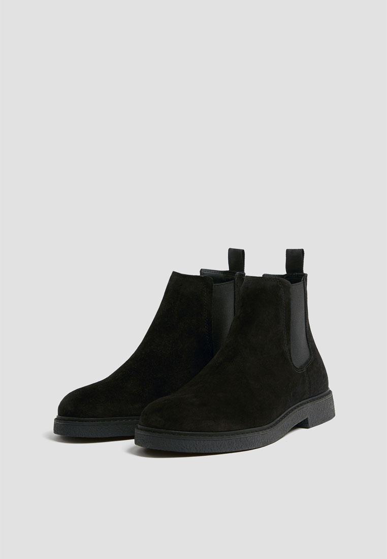 Ботинки Pull&Bear за 5 599 ₽. в интернет-магазине Lamoda.ru