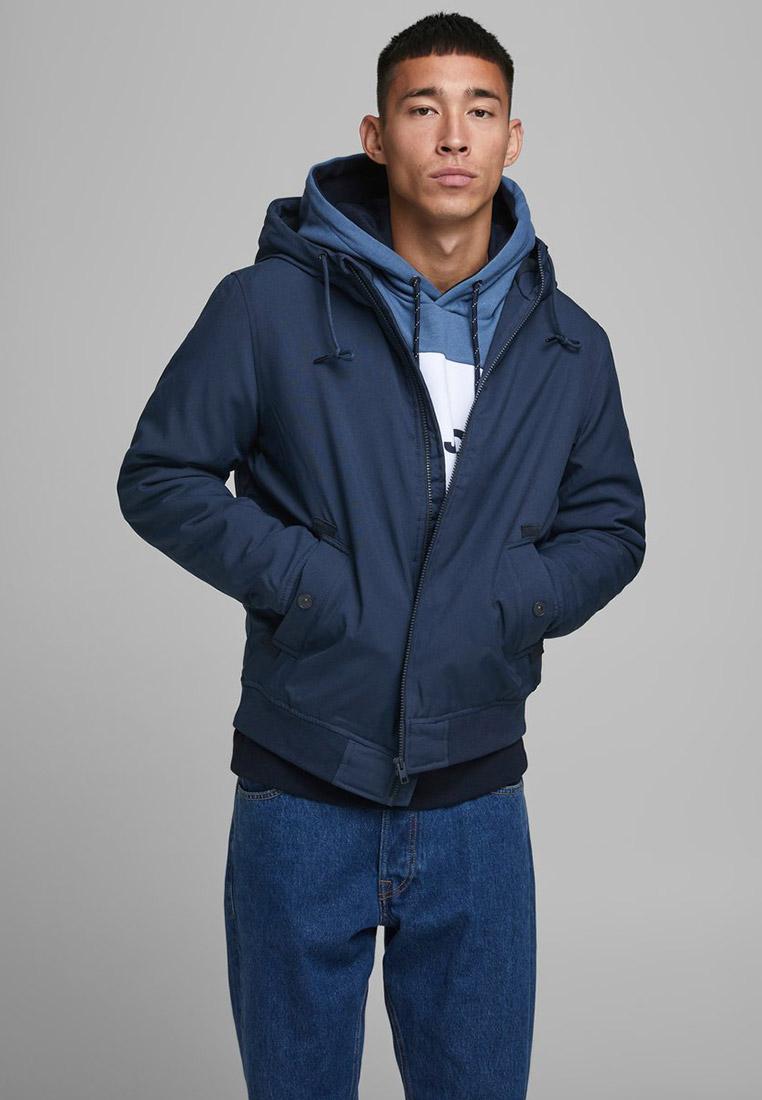 Куртка утепленная Jack & Jones за 5 570 ₽. в интернет-магазине Lamoda.ru