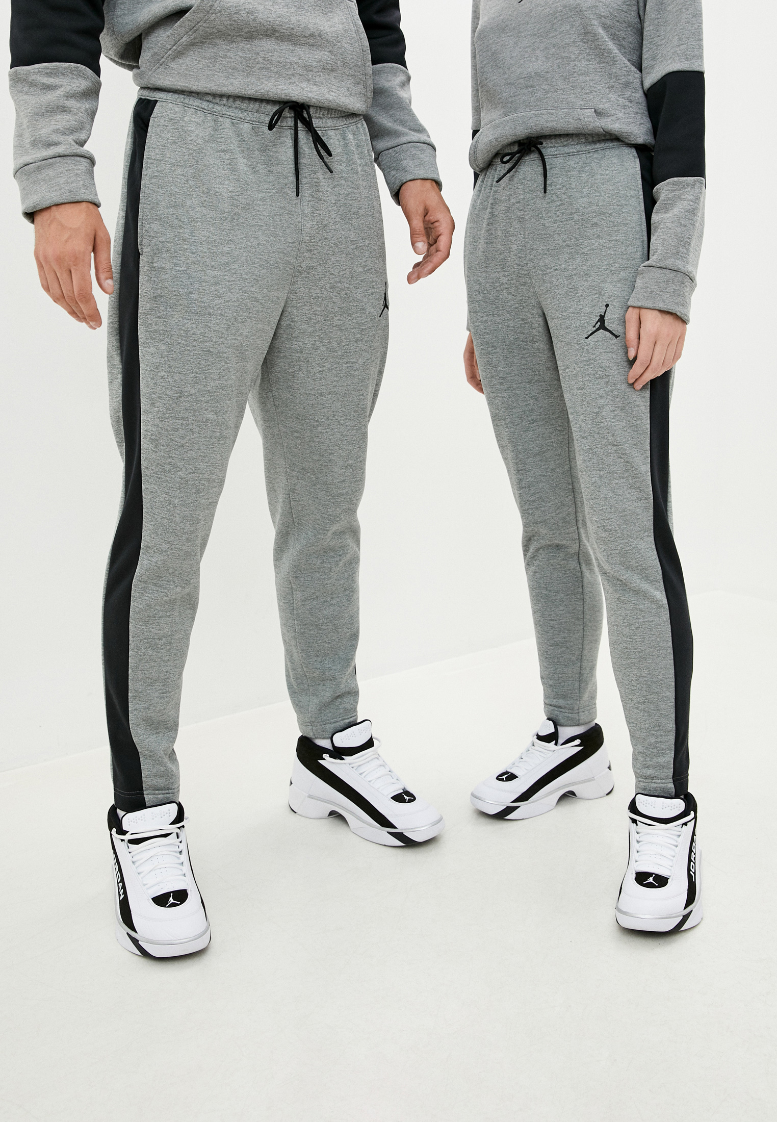 Брюки спортивные Jordan M J AIR THERMA FLC PANT за 4 499 ₽. в интернет-магазине Lamoda.ru