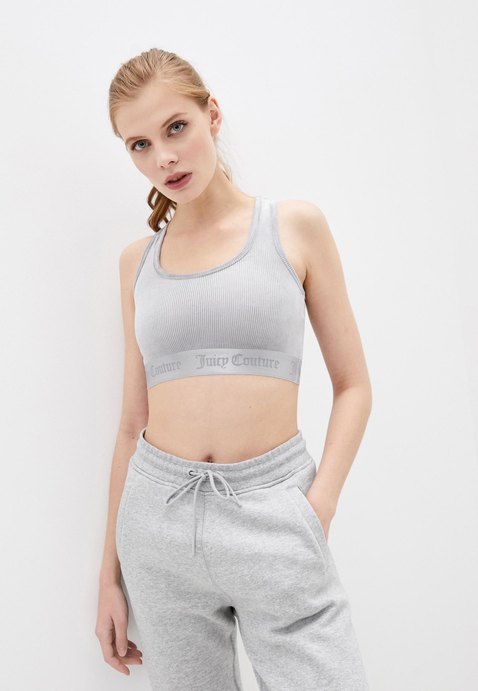 Топ спортивный Juicy Couture GILLIAN за 4 890 ₽. в интернет-магазине Lamoda.ru