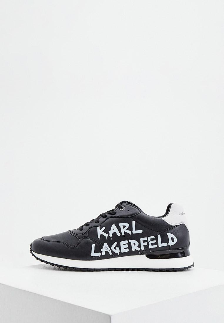 Кроссовки Karl Lagerfeld за 25 900 ₽. в интернет-магазине Lamoda.ru