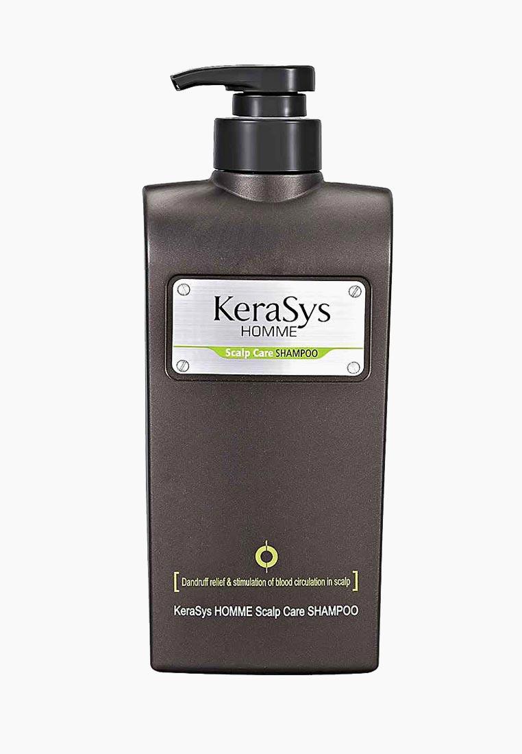 Kerasys Шампунь Лечение кожи головы, 550 мл