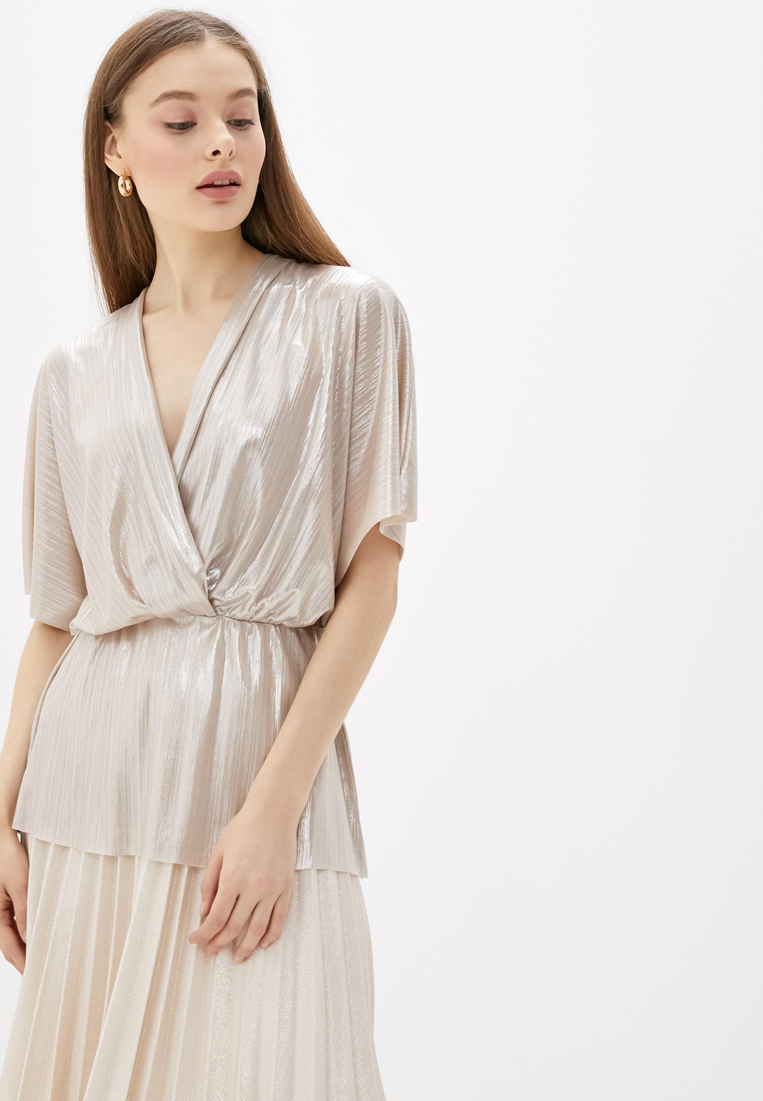 Блуза Koton  купить за 1 071 ₽ в интернет-магазине Lamoda.ru