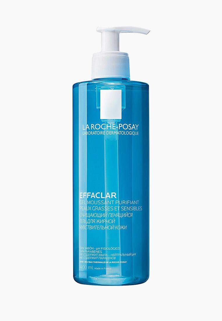 La Roche-Posay Гель для умывания EFFACLAR GEL. Очищающий Пенящийся Для жирной кожи, склонной к акне 400 мл