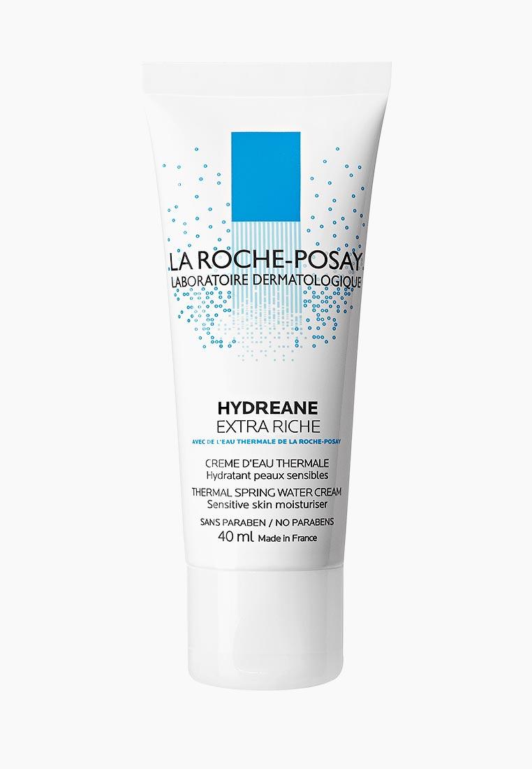 Крем для лица La Roche-Posay HYDREANE EXTRA RICHE, ежедневный, базовый увлажняющий для кожи сухого или нормального типа, 40 мл за 1 335 ₽. в интернет-магазине Lamoda.ru