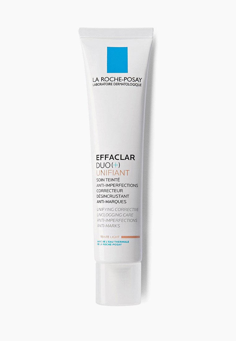 Крем для лица La Roche-Posay Effaclar Duo(+) Тонирующий Корректирующий для проблемной кожи с тонирующим эффектом, 40 мл за 1 369 ₽. в интернет-магазине Lamoda.ru