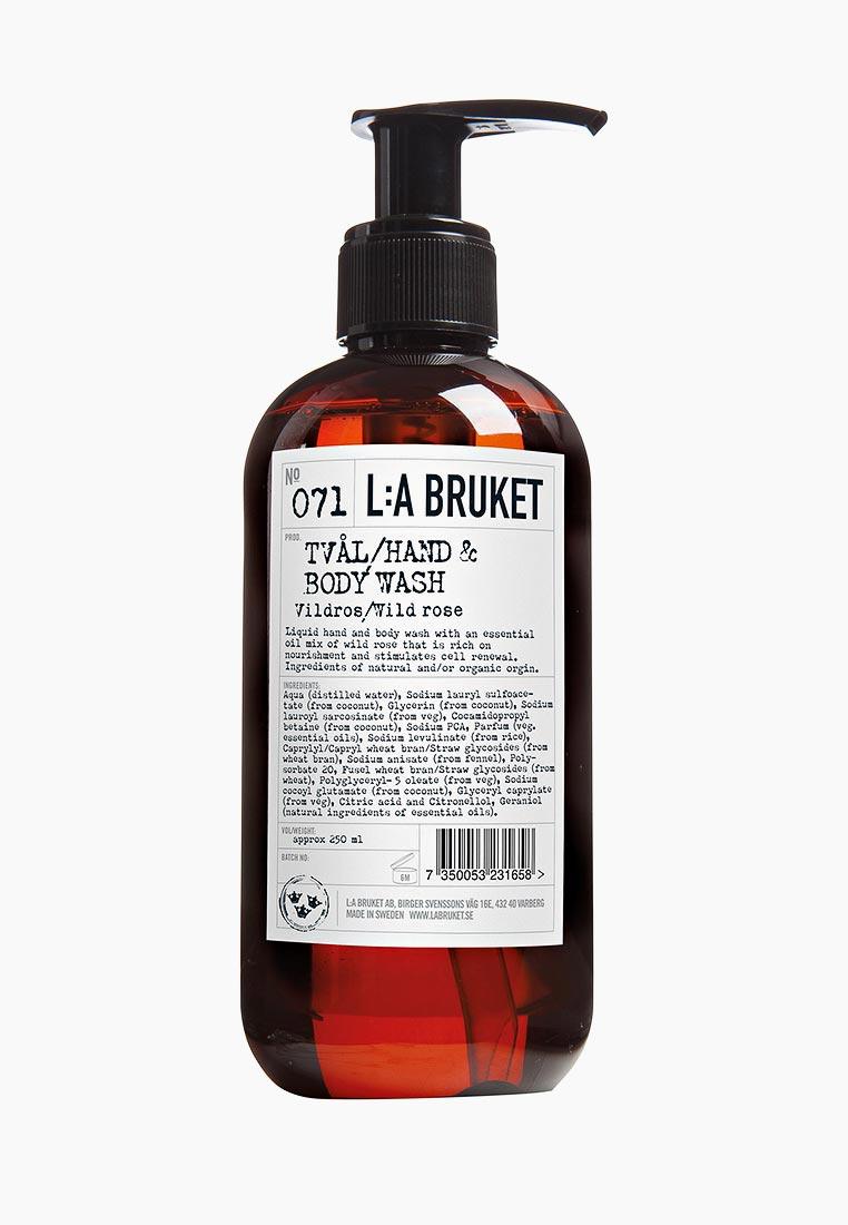 La Bruket Мыло 071 VILDROS/WILD ROSE 250 мл