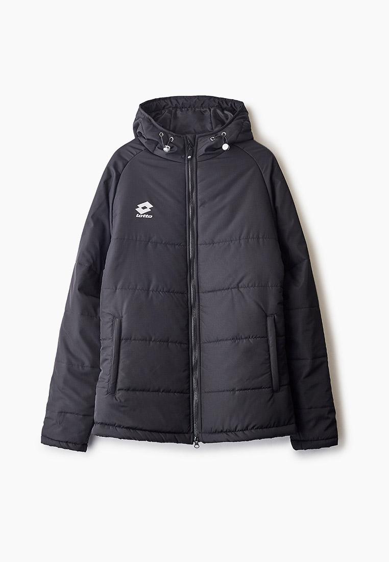 Куртка утепленная Lotto BASIC PADDED JACKET купить за 4 990 ₽ в интернет-магазине Lamoda.ru