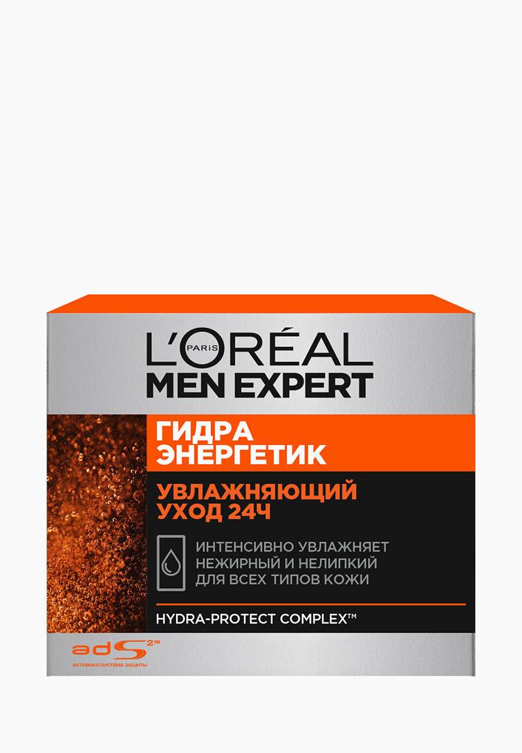 """L'Oreal Paris Крем для лица Men Expert Гидра Энергетик Крем для лица """"Увлажняющий уход 24ч"""", мужской, для всех типов кожи, 50 мл"""
