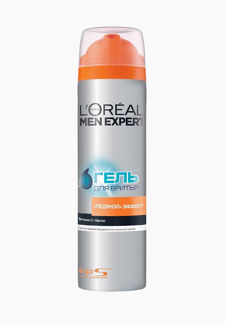 L'Oreal Paris Гель для бритья Men Expert Ледяной эффект 200 мл