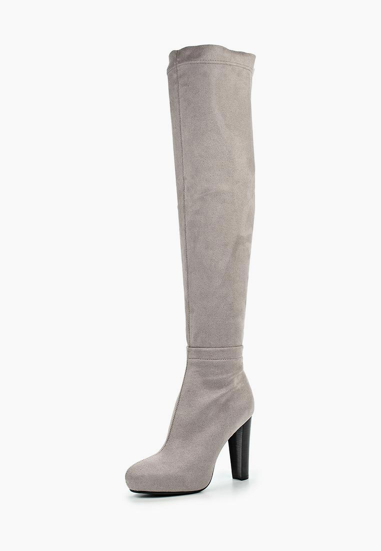 4f79e93fc79e74 Ботфорты LOST INK GIGI STRETCH OVER KNEE BOOT купить за 5 390 руб ...