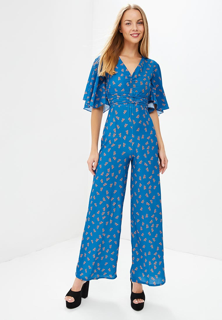 Комбинезон LOST INK DITSY PRINT JUMPSUIT