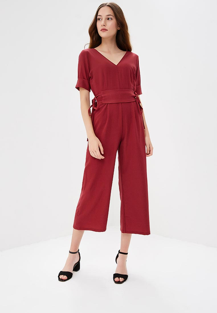 Комбинезон LOST INK WIDE BELT WITH TURN UP SLEEVES JUMPSUIT