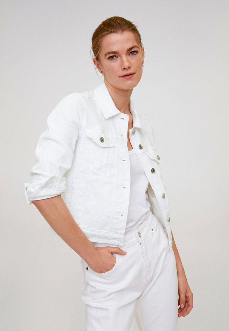 Mango Куртка джинсовая - VICKY