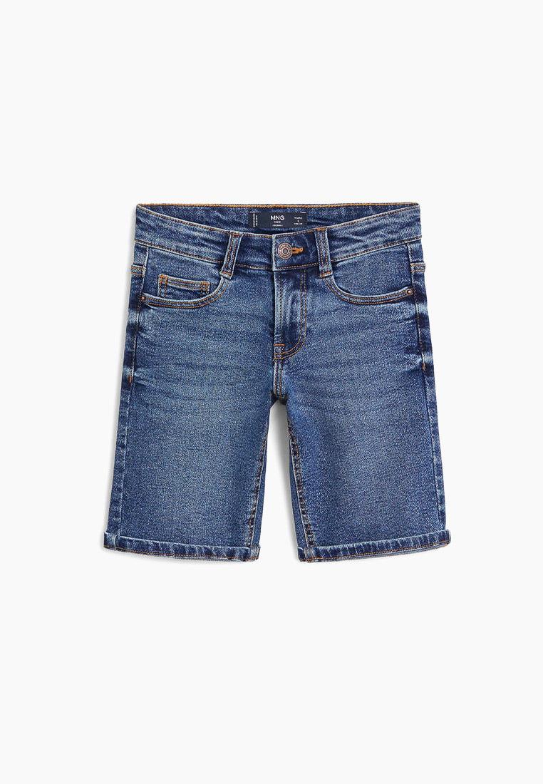 Mango Kids Шорты джинсовые