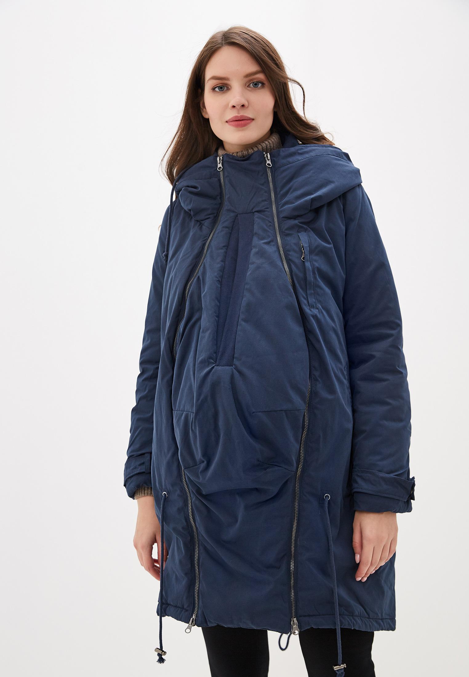 Парка, Mamalicious, цвет: синий. Артикул: MA101EWGOXM3. Одежда / Верхняя одежда / Парки