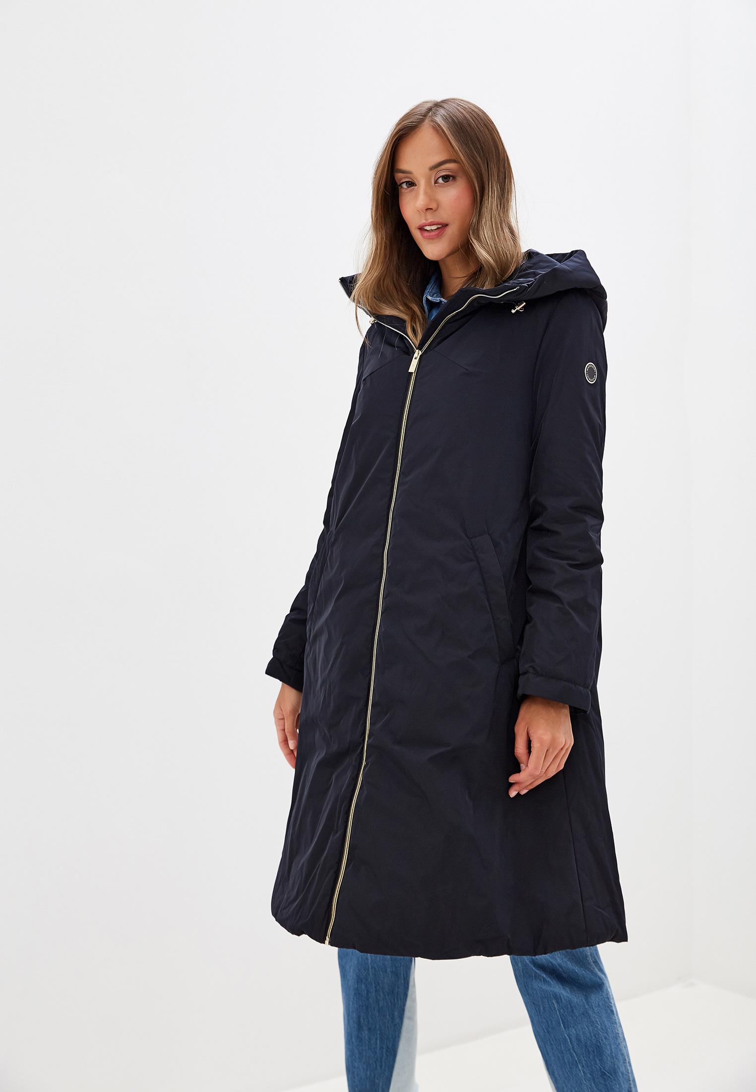 Куртка утепленная, Madzerini, цвет: синий. Артикул: MA156EWGOFA3. Одежда / Верхняя одежда