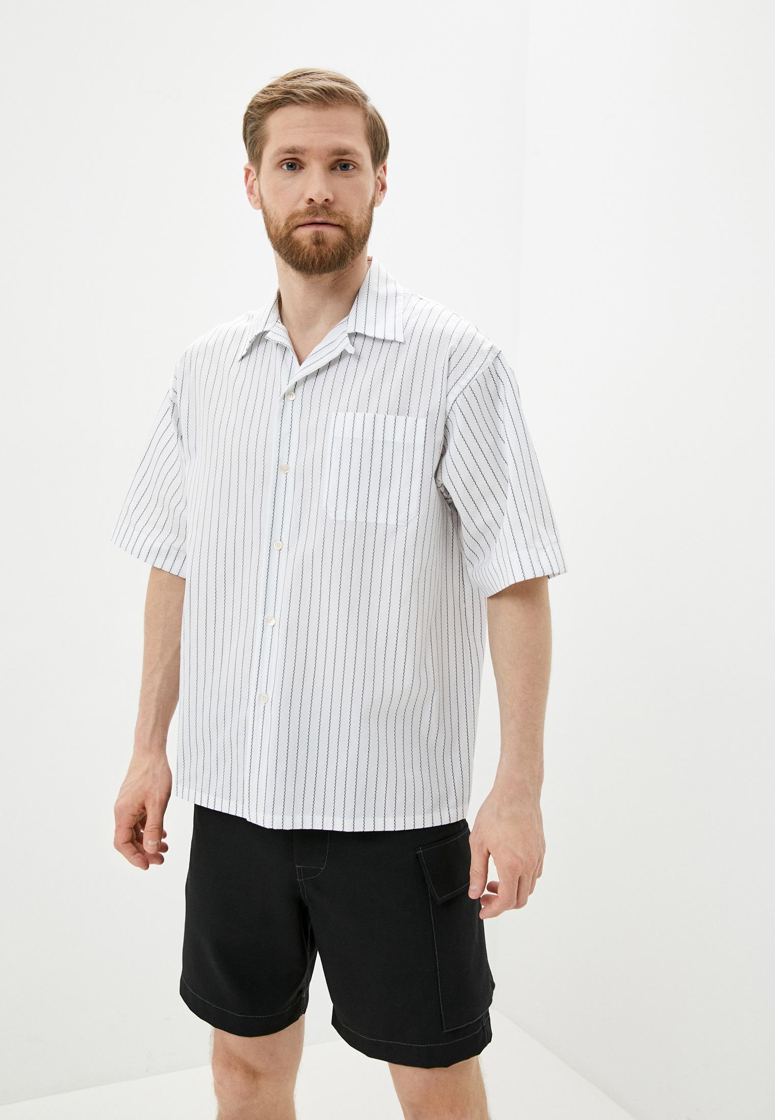 Рубашка Marni за 13 500 ₽. в интернет-магазине Lamoda.ru