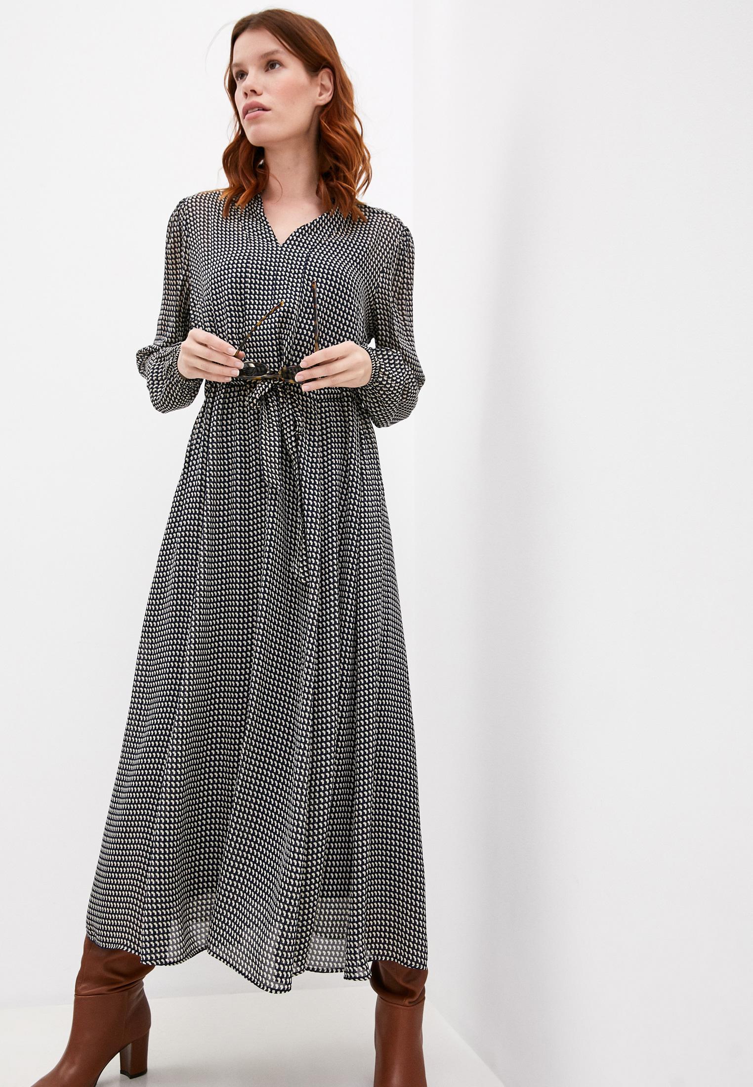 Платье Marc O'Polo за 19 399 ₽. в интернет-магазине Lamoda.ru