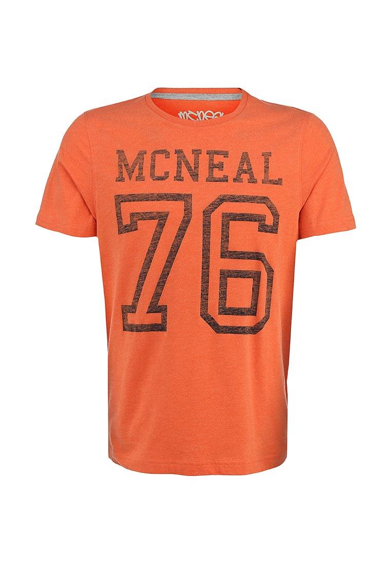 Футболка McNeal купить за 595 ₽ в интернет-магазине Lamoda.ru