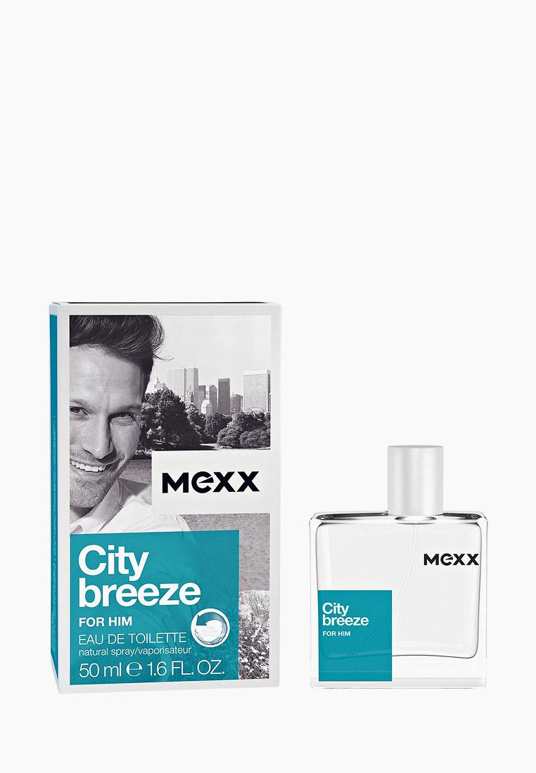 Туалетная вода Mexx City Breeze Man, 50 мл за 1 790 ₽. в интернет-магазине Lamoda.ru