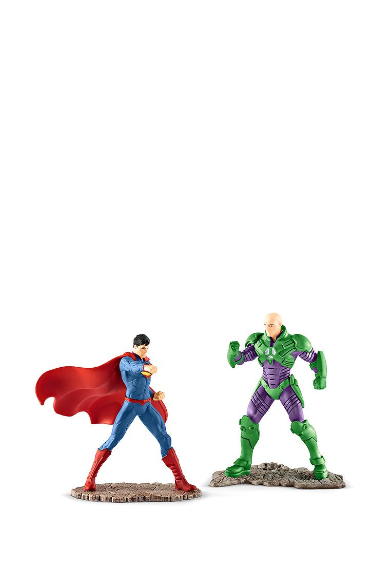 Schleich Набор игровой Супермен против Лекс Тютора