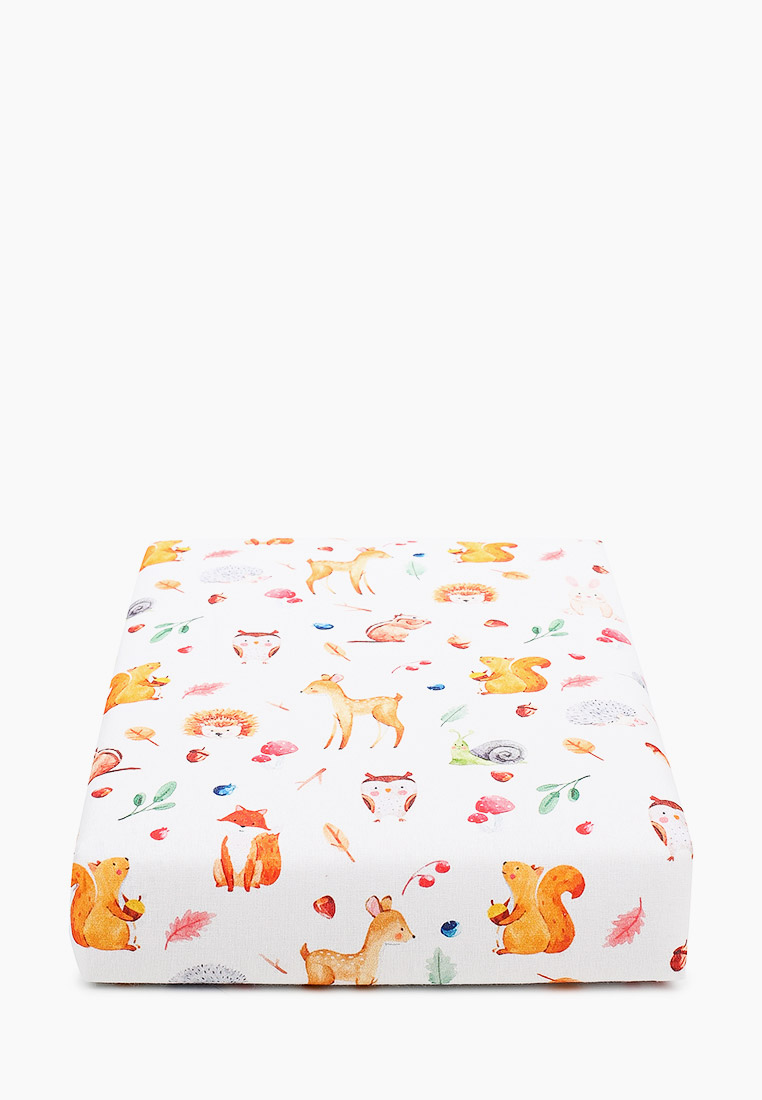 Заяц на подушке Одеяло детское с наполнителем, 80Х120 СМ