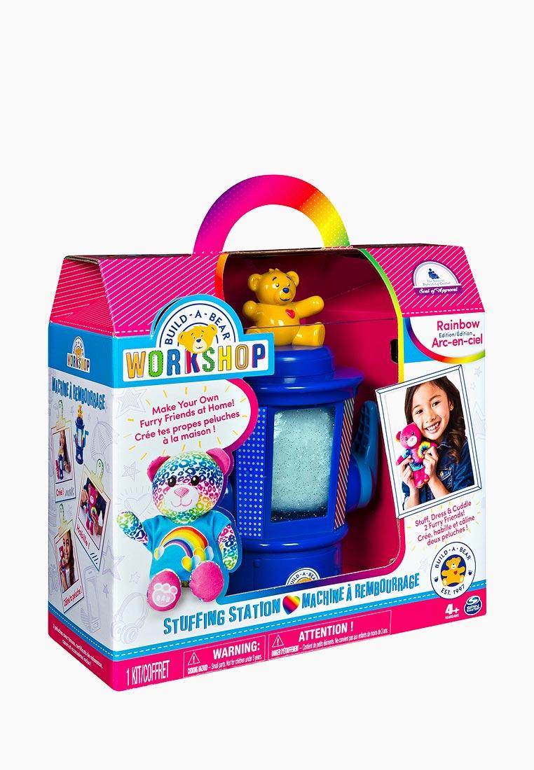 <b>Набор</b> игровой <b>Spin</b> Master Build-a-Bear Студия мягкой игрушки ...