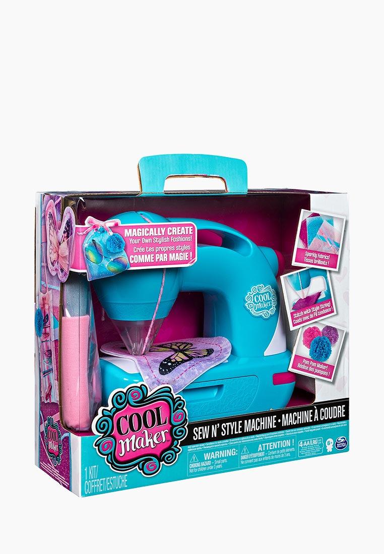 <b>Набор</b> игровой <b>Spin</b> Master Sew Cool Швейная машинка купить ...