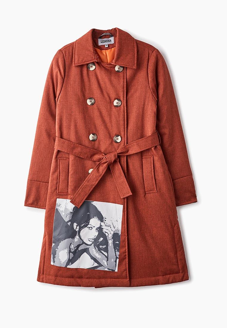 Куртка утепленная RionaKids за 2 750 ₽. в интернет-магазине Lamoda.ru