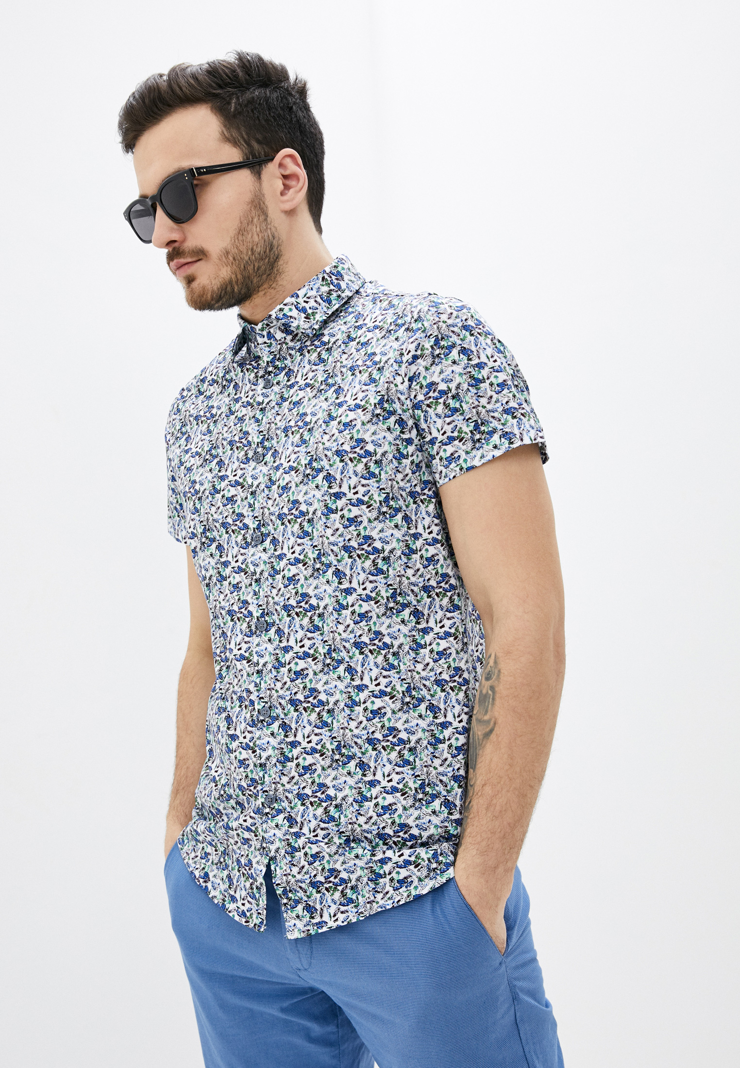 Henderson Рубашка