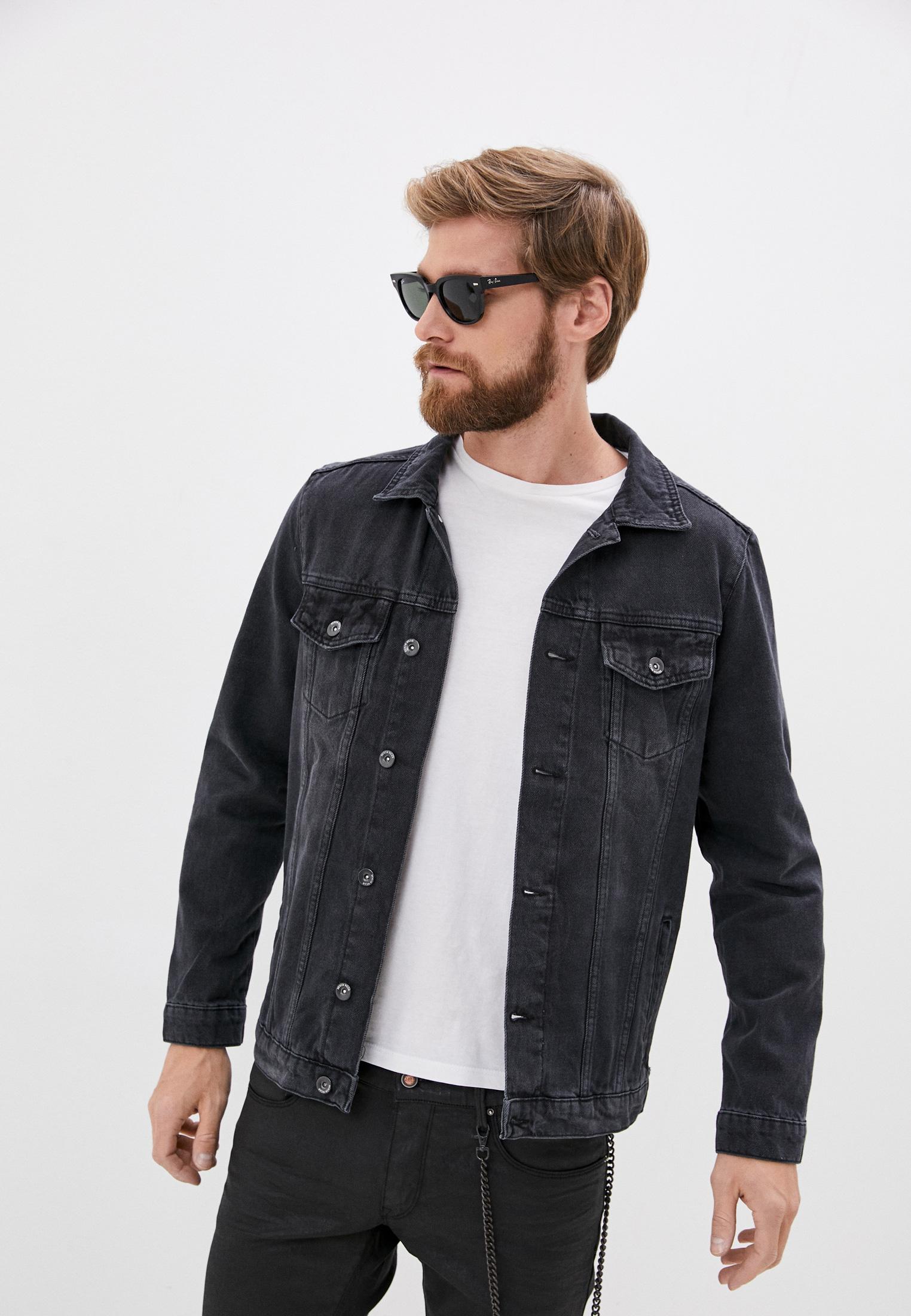 Куртка джинсовая Recobba за 3 489 ₽. в интернет-магазине Lamoda.ru