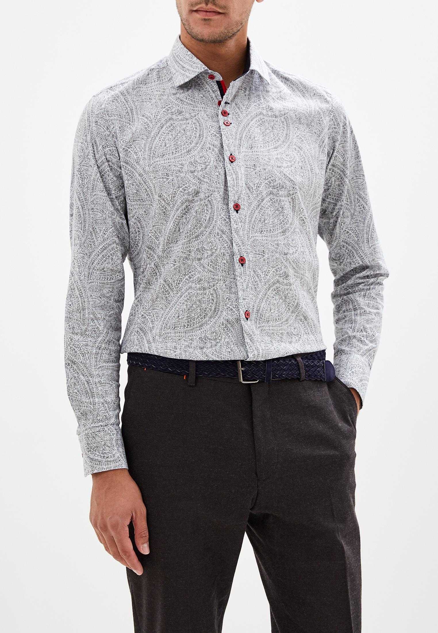 Рубашка Bawer за 2 290 ₽. в интернет-магазине Lamoda.ru