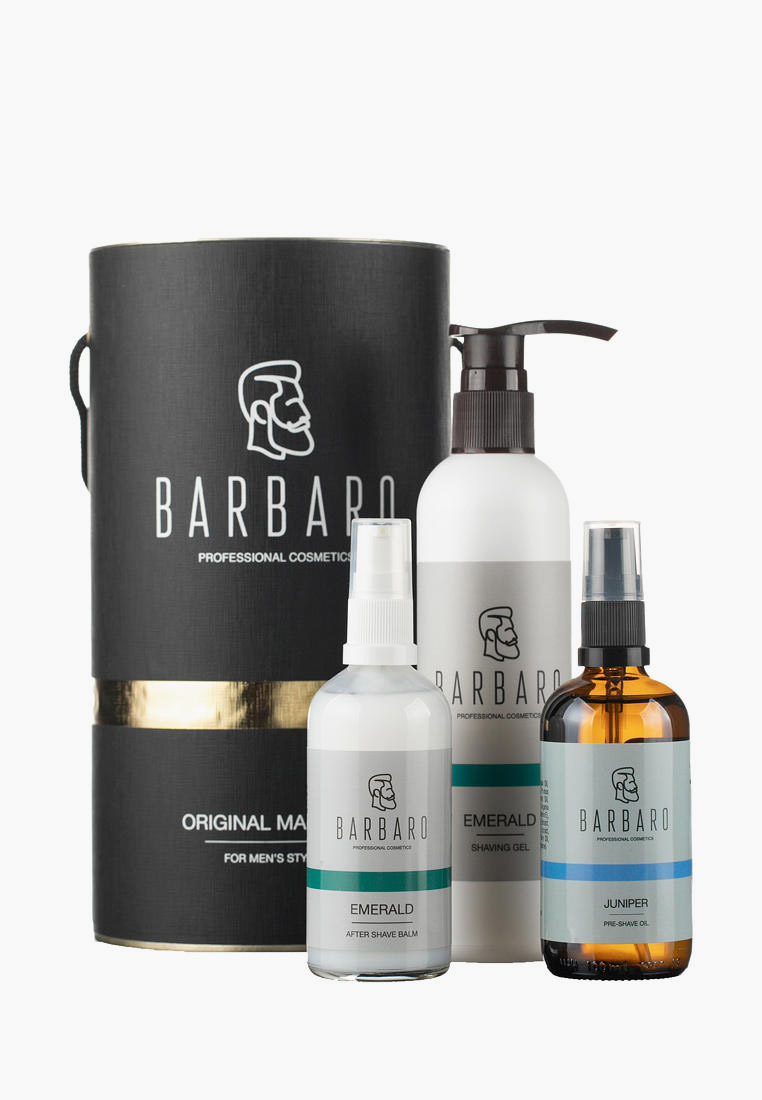 Набор для бритья Barbaro за 2 800 ₽. в интернет-магазине Lamoda.ru