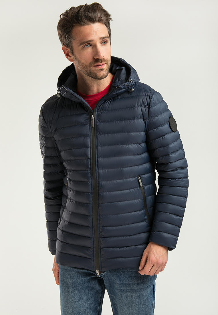 Куртка утепленная Finn Flare за 5 599 ₽. в интернет-магазине Lamoda.ru