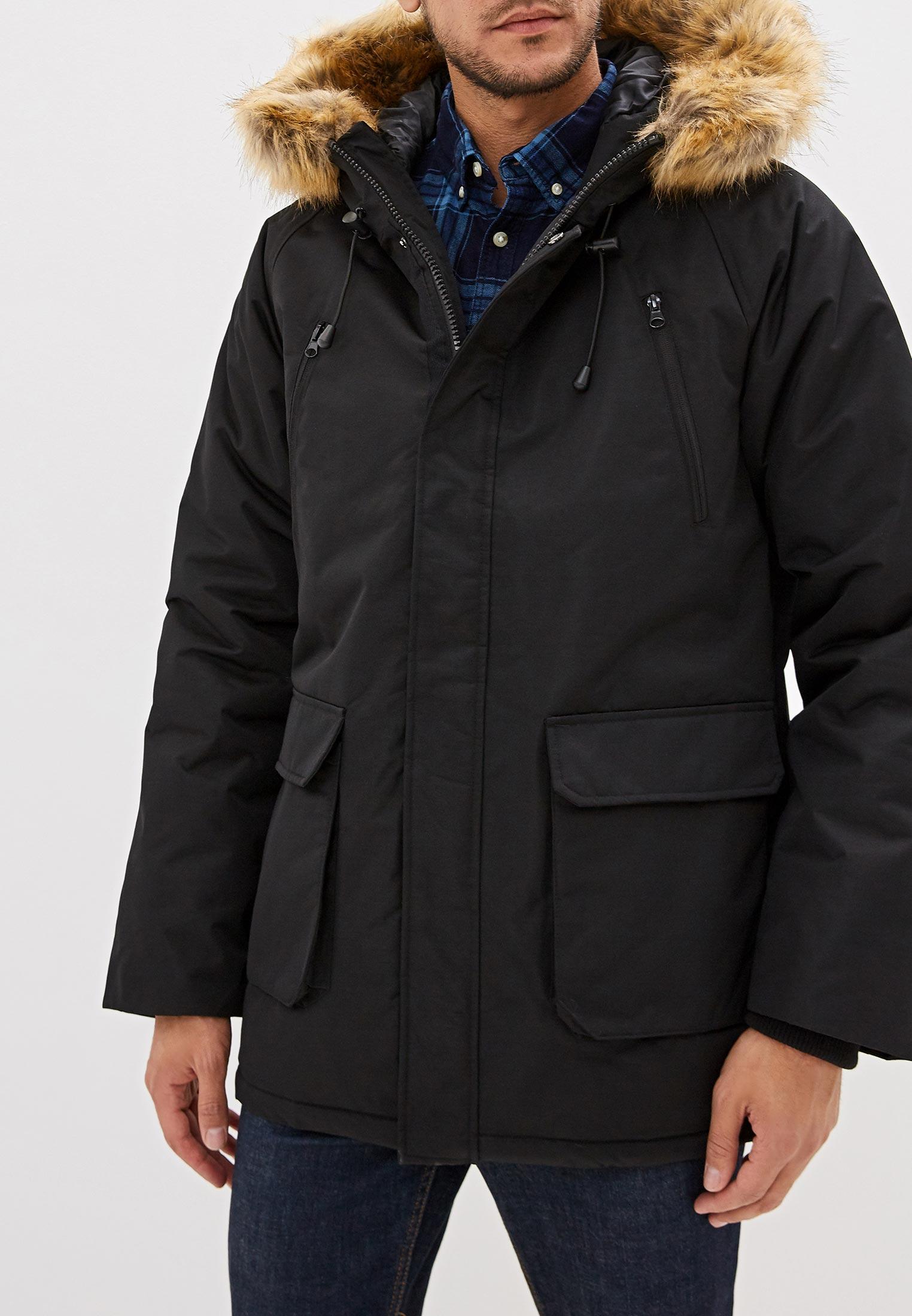 Куртка утепленная Befree купить за 7 599 ₽ в интернет-магазине Lamoda.ru