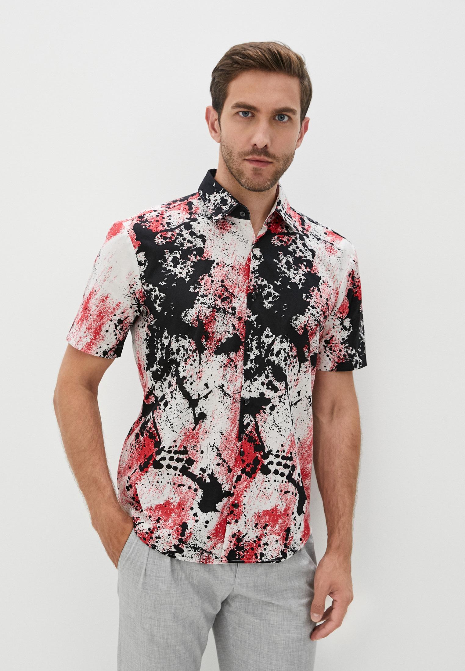 Рубашка Hugo LAMODA EXCLUSIVE за 9 500 ₽. в интернет-магазине Lamoda.ru