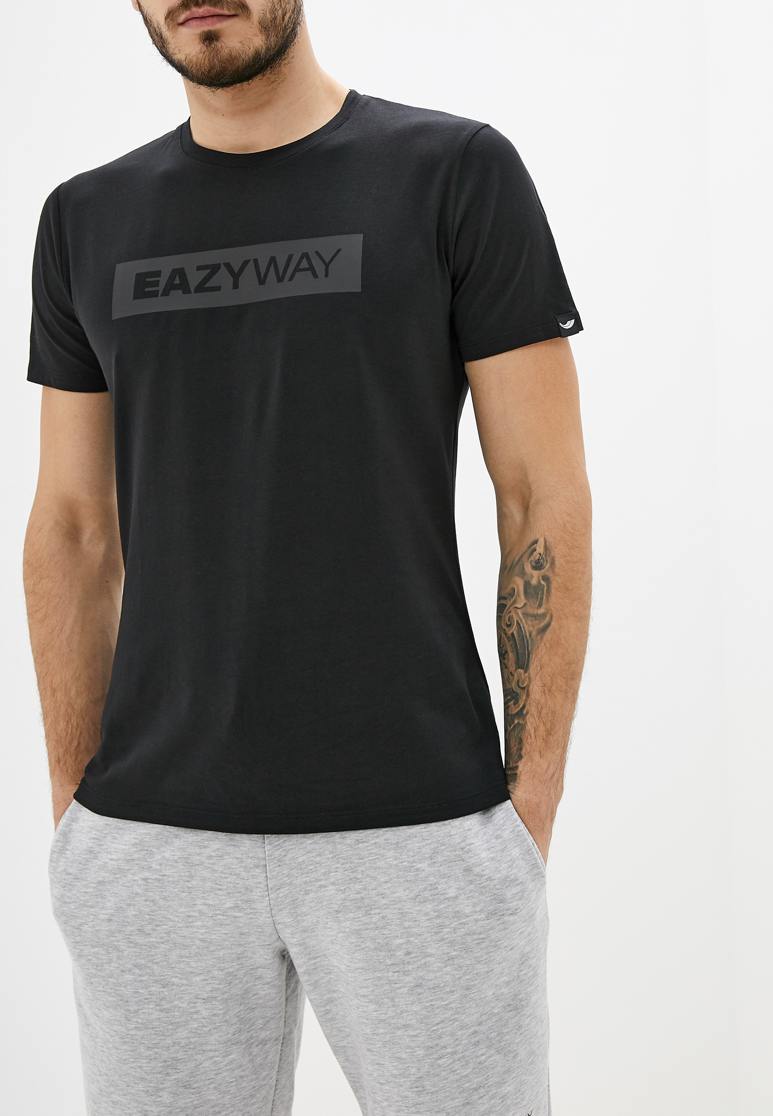 Футболка Eazy Way за 1 590 ₽. в интернет-магазине Lamoda.ru