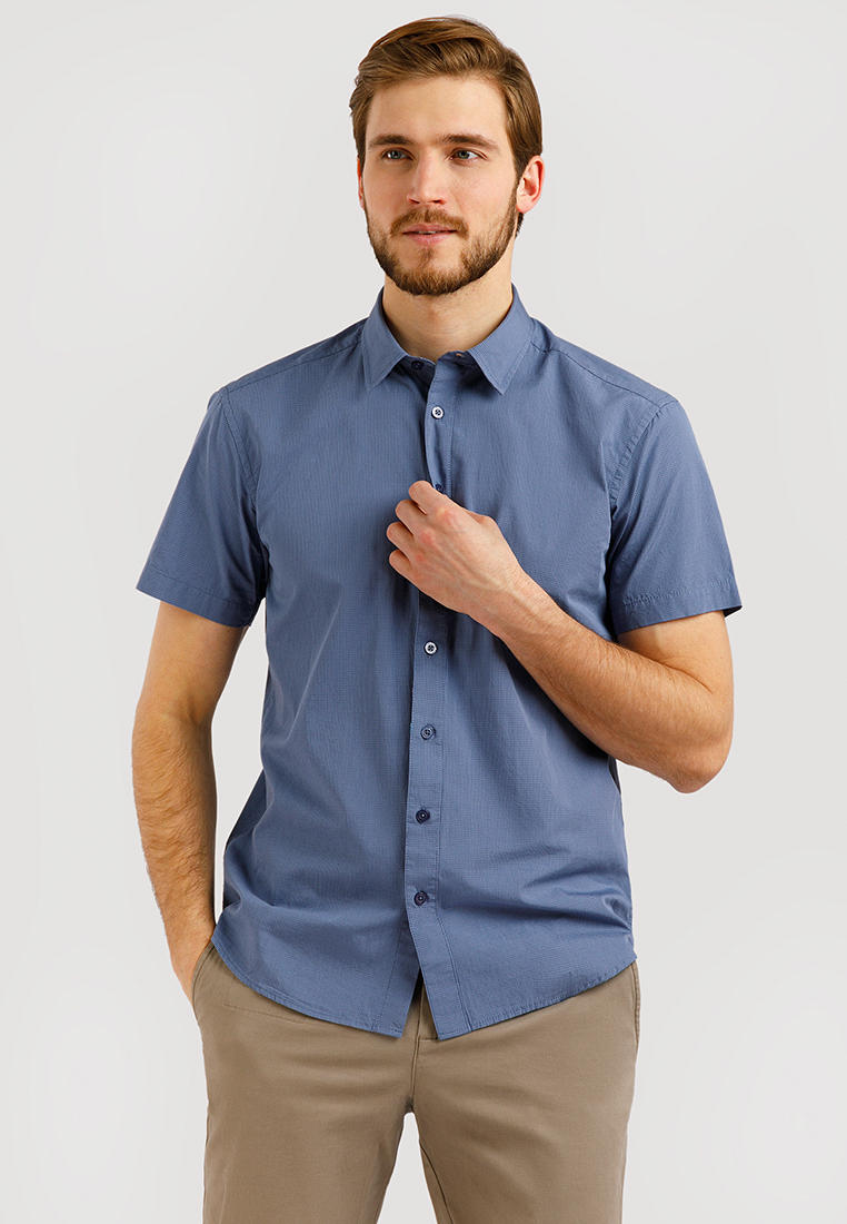 Рубашка Finn Flare за 1 418 ₽. в интернет-магазине Lamoda.ru