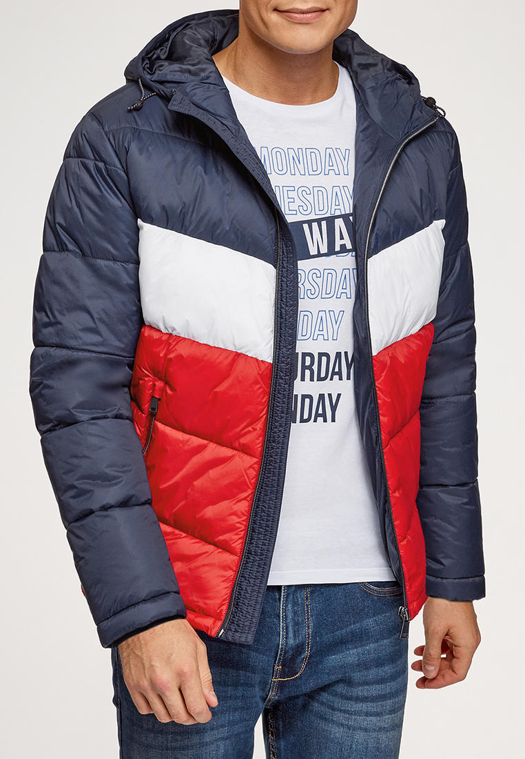 oodji Куртка утепленная