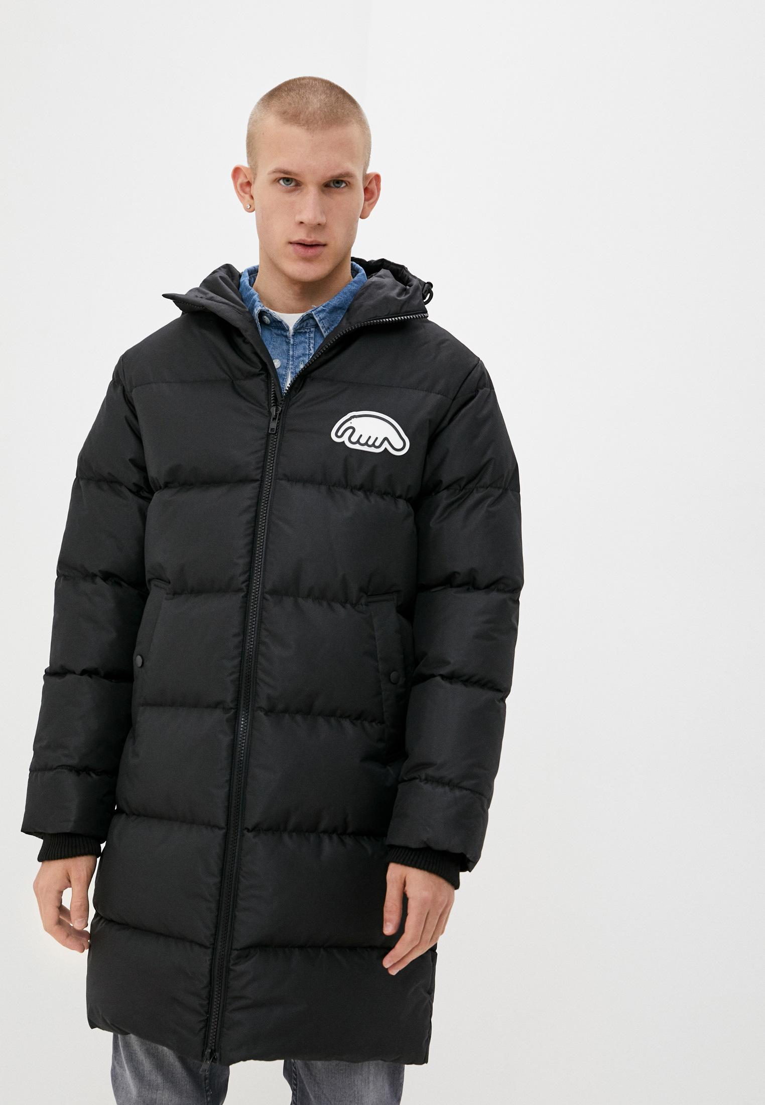 Куртка утепленная Anteater Downlong-black за 9 499 ₽. в интернет-магазине Lamoda.ru