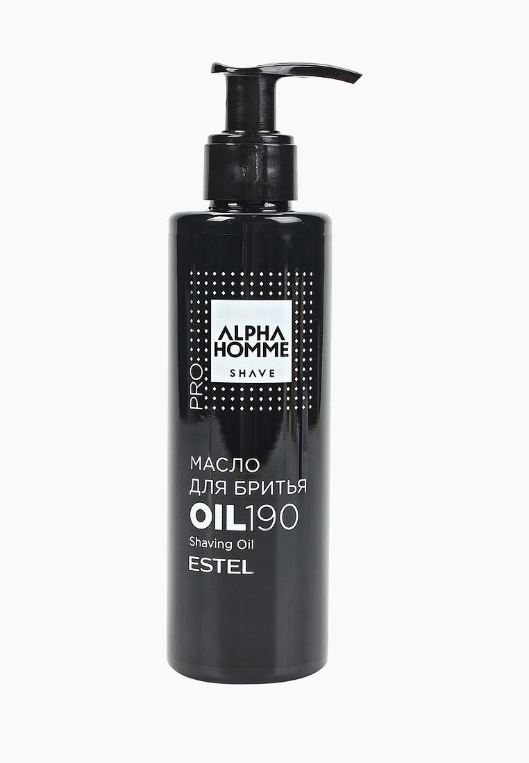 Estel Масло для бритья ALPHA HOMME PRO SHAVE для бритья ESTEL PROFESSIONAL 190 мл