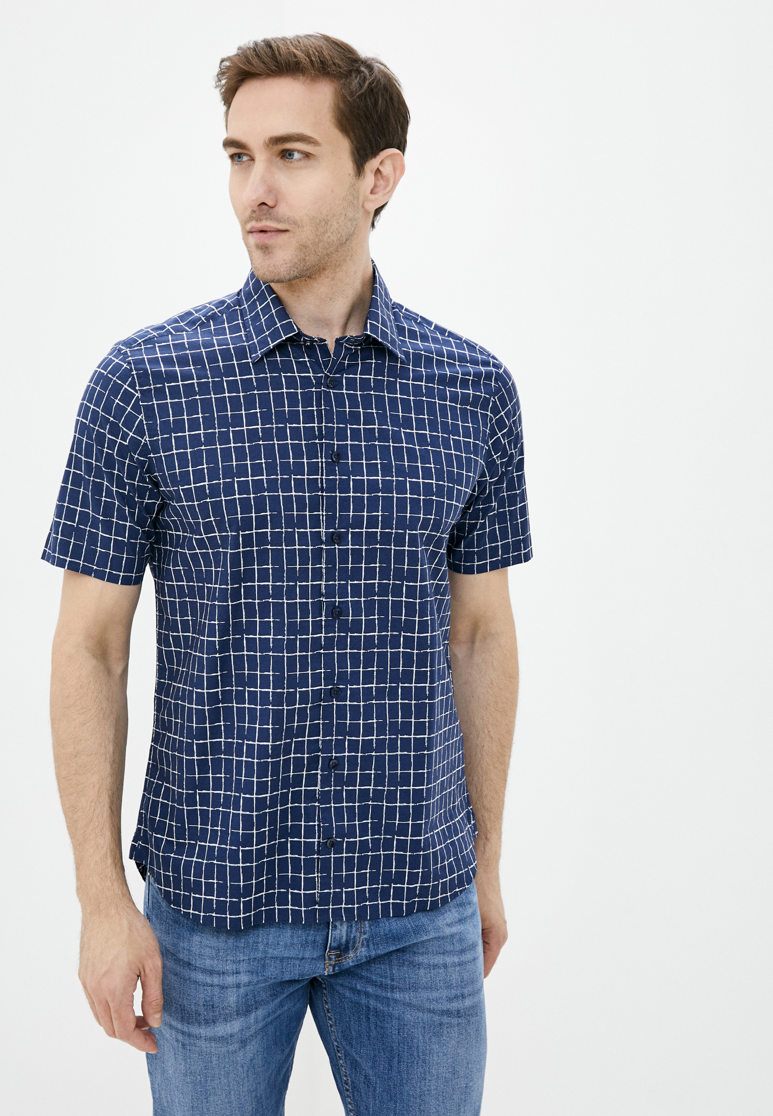 Henderson Рубашка SHS-0536