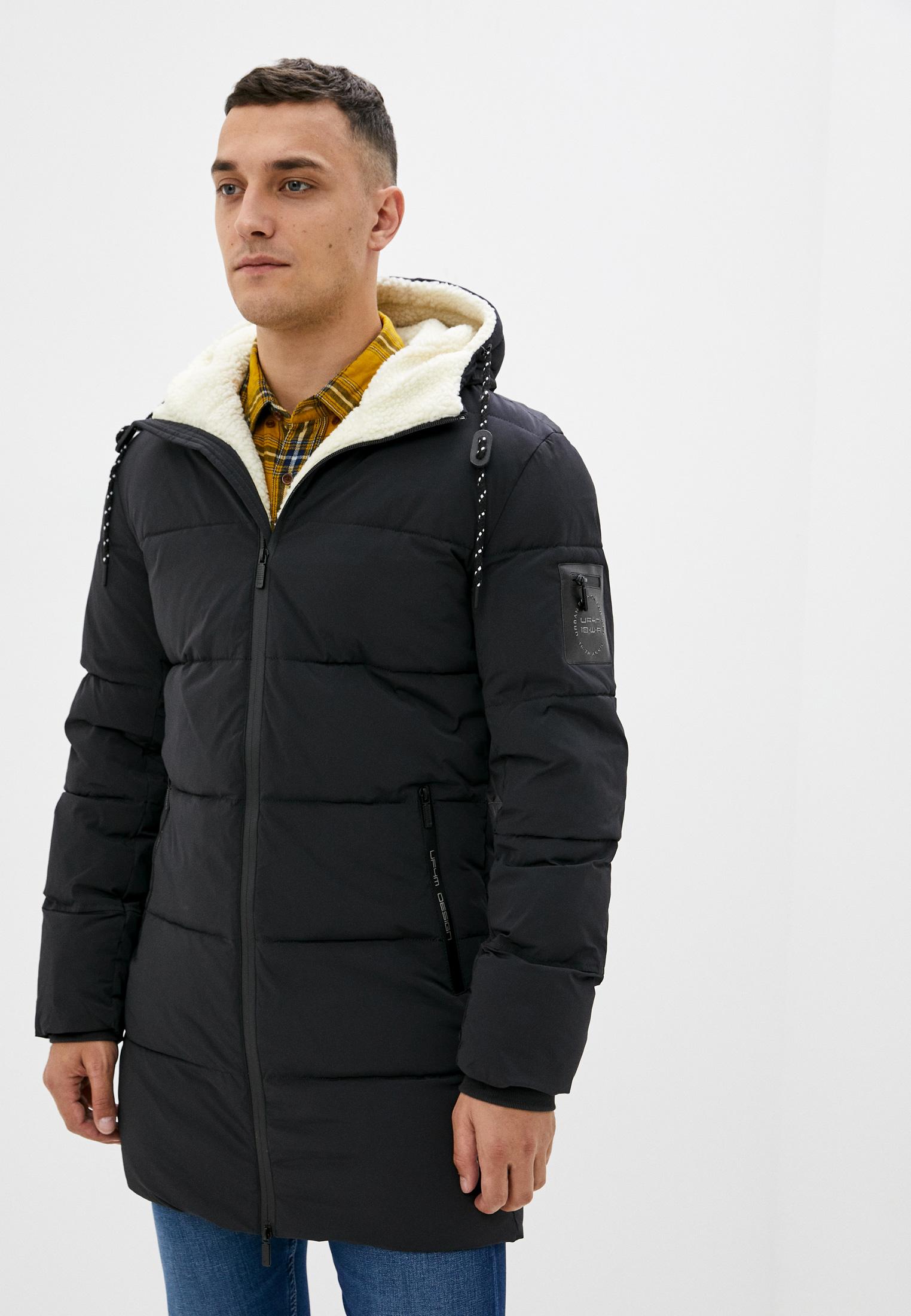 Куртка утепленная Urban Fashion for Men UFMRW1AJ437 за 8 990 ₽. в интернет-магазине Lamoda.ru