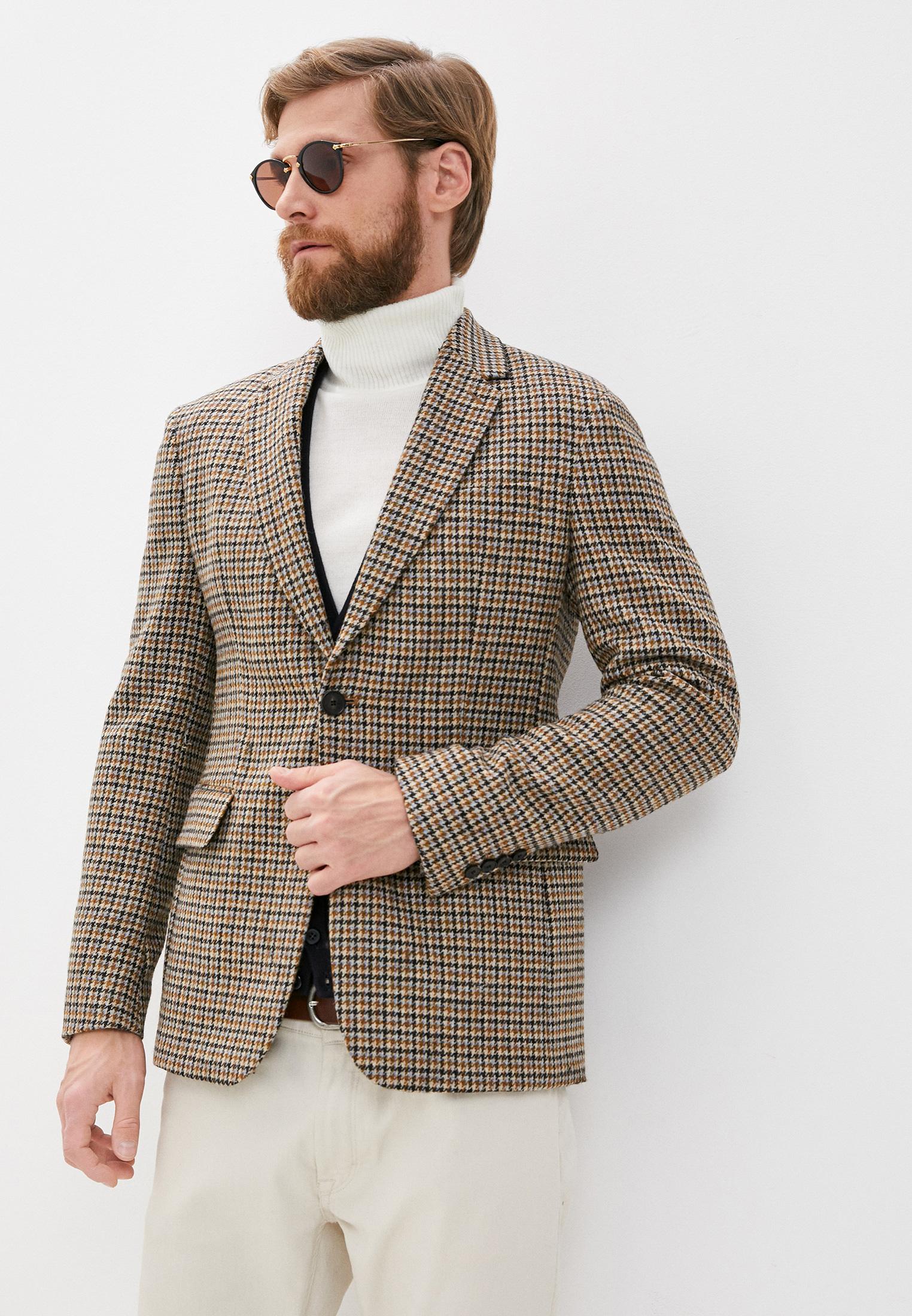 Пиджак Sandro за 55 900 ₽. в интернет-магазине Lamoda.ru
