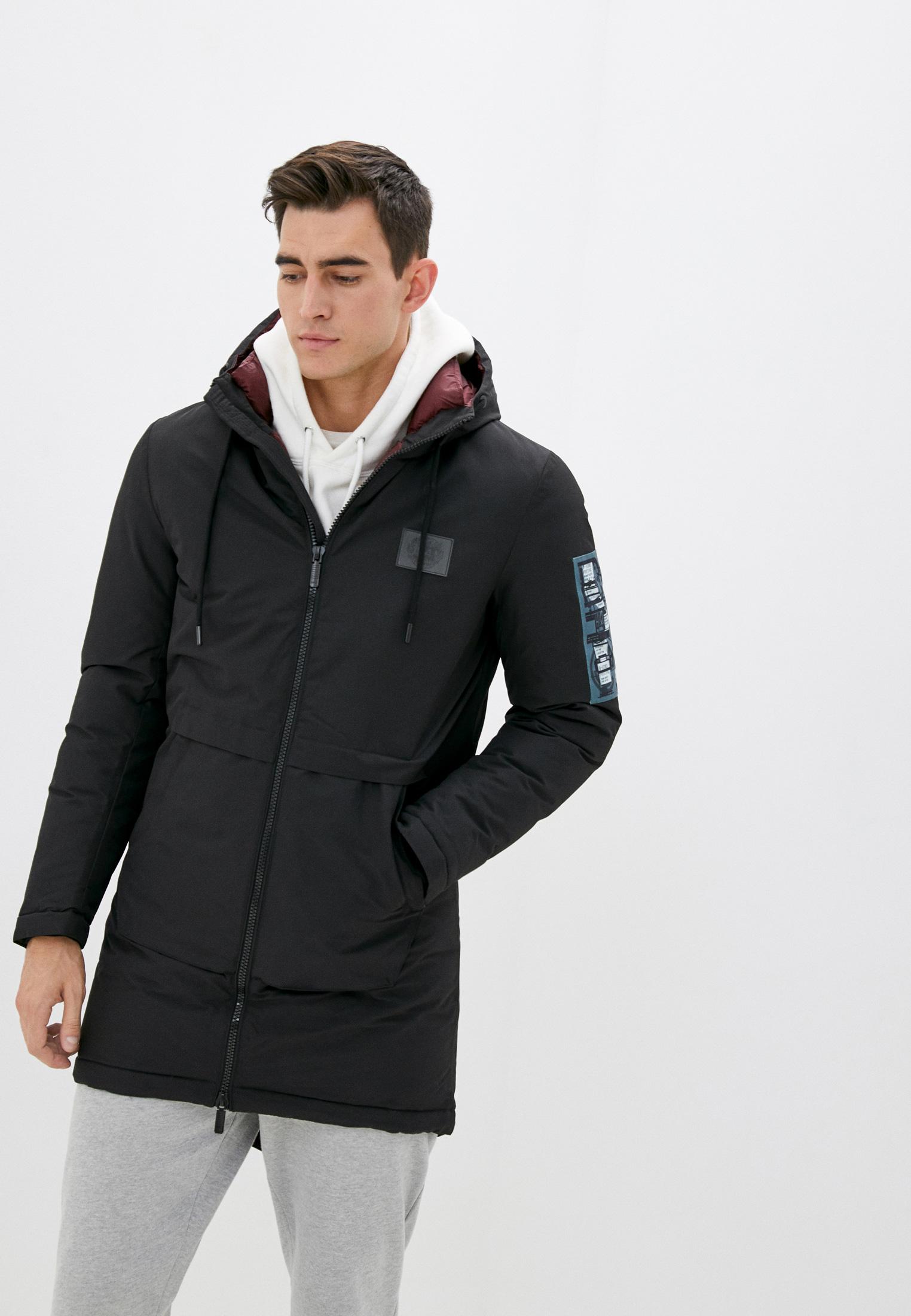 Куртка утепленная Urban Fashion for Men UFVVW1AJ699 купить за 11 290 ₽ в интернет-магазине Lamoda.ru