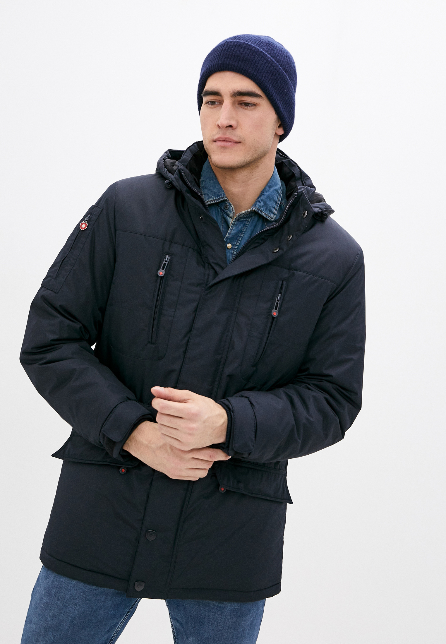 Куртка утепленная Vizani за 8 905 ₽. в интернет-магазине Lamoda.ru